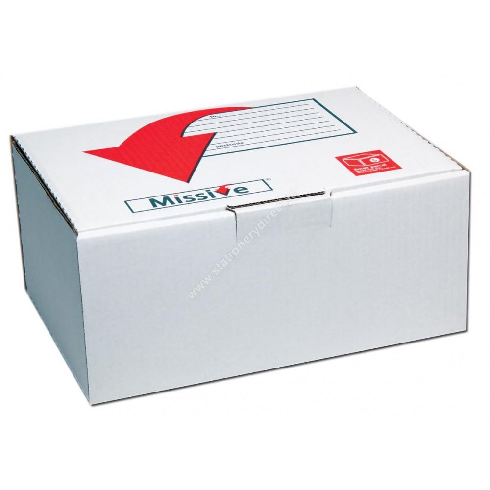 694184f1129 Owl Brand Shoe & Ankle Boot Postal Box (Medium) - 35cm x 25cm x 16cm ...