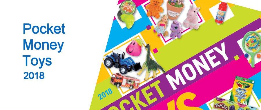 Pocket Money Toys
